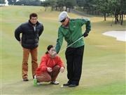 障害者ゴルフ