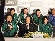 3ツアーズ2009