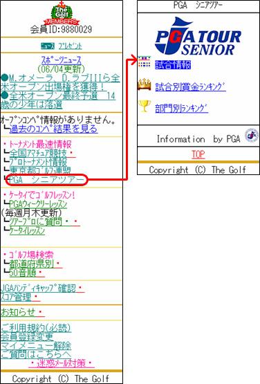 社団法人 日本プロゴルフ協会